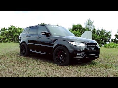 MC Customs Range Rover Sport