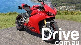 4. Ducati Panigale 1299 S Review | Drive.com.au