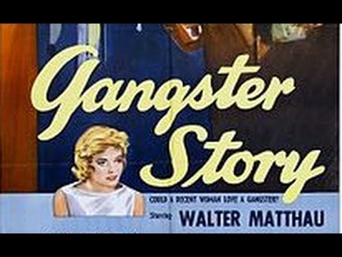 Gangster Story (1959) - Full Movie