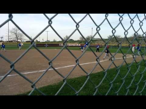 Jack's first at-bat (видео)