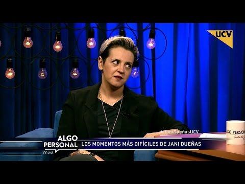 video Jani dueñas habla de su reciente crisis que la llevó a tomar antidepresivos
