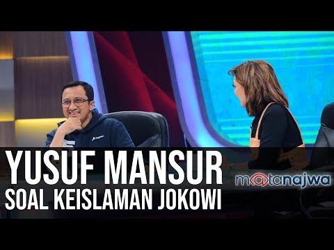 Berburu Suara Penentu: Yusuf Mansur Soal Keislaman Jokowi (Part 1)   Mata Najwa