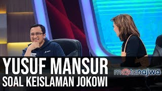 Video Berburu Suara Penentu: Yusuf Mansur Soal Keislaman Jokowi (Part 1) | Mata Najwa MP3, 3GP, MP4, WEBM, AVI, FLV April 2019