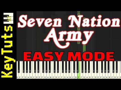 Learn To Play Seven Nation Army By The White Stripes - Easy Mode