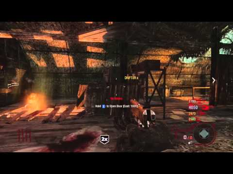 Black Ops Zombies – Shi No Numa: LIVE with TheRelaxingEnd, Drift0r & Vikkstar123 (Part 1)