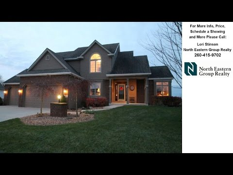 Fort Wayne Homes for Sale: 14011 Ruffner, Fort Wayne, IN REAL ESTATE VIDEO