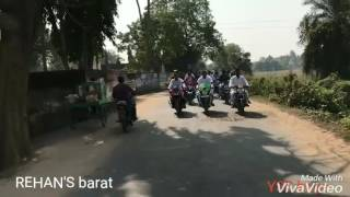 Rehan's barat.....enjoy this video and suscribe my chanel and click the notification bell..... More fun video coming soon.