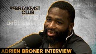 Video Adrien Broner Interview at The Breakfast Club Power 105.1 (05/04/2016) MP3, 3GP, MP4, WEBM, AVI, FLV Agustus 2018