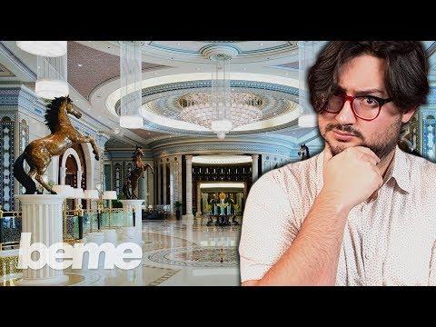 Saudi Arabia's Luxury Prison For Billionaires
