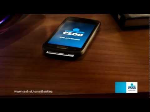 CSOB Bank - Smart Banking