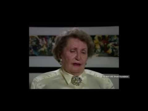 ניצולת שואה מנדבורנה שבפולין, מספרת על חיי הדת בעיר לפני השואה