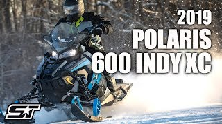 2. Full Review of the 2019 Polaris 600 INDY XC 129