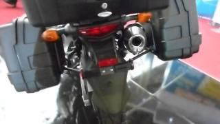 8. suzuki V Strom 650 ABS 2013 colombia