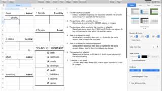 Accounting Masterclass – Class 2