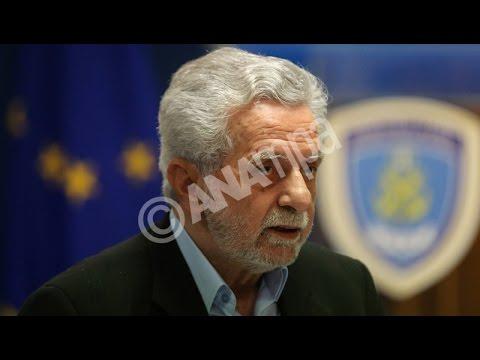Θ. Δρίτσας: Έως το Πάσχα θα έχει αποσυμφορηθεί το λιμάνι του Πειραιά στο μεγαλύτερο μέρος του