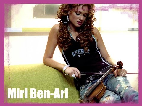 Miri Ben-Ari Reebok Commercial