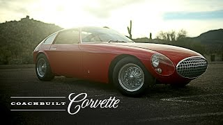 Vignale bodied Corvette featured at the Arizona Concours