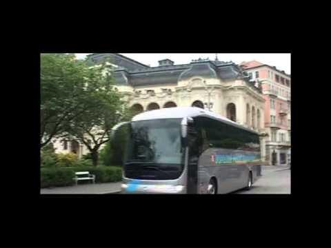 Zájezdová doprava Karlovy Vary