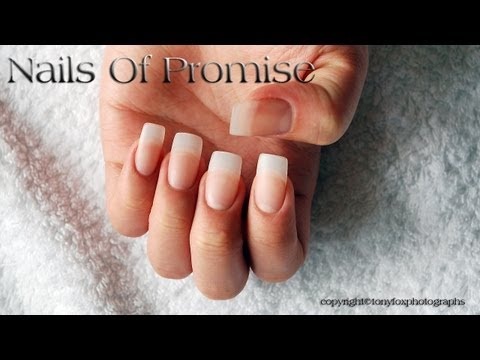 How To Apply Acrylic Nails. Step By Step ?