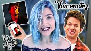 Video Charlie Puth publica sus notas de voz y compone un disco con ellas: Voicenotes | TER MP3, 3GP, MP4, WEBM, AVI, FLV Juli 2018