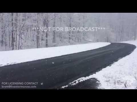 03-12-2018 Roanoke VA Area Snowstorm