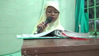 Suara Merdu Anak Saat Melantunkan Ayat Ayat Suci Al qur'an, Surah Al Baqarah Ayat 97 - 105