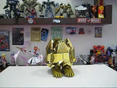 ATR - Armour Digivolving Magnamon/Digi-Egg of Miracles (видео)