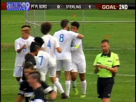 Soccer Playoff 2017 Sterling vs Pt Pleasant Boro