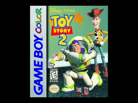 toy story 2 gameboy walkthrough