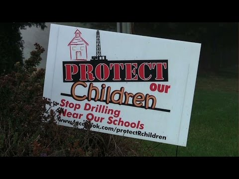 Image result for fracking by schools