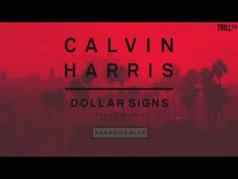 Calvin Harris - Dollar Signs feat. Tinashe (Paradise Blvd Remix)