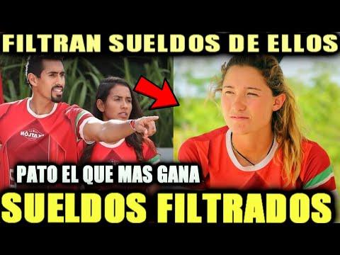 FILTRAN LOS SUELDOS DE LOS ATLETAS LO QUE GANA PATO ARAUJO ES UNA LOCURA EXATLON MEXICO TITANES VS H