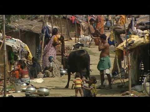 Bihar India Slums