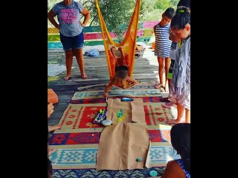 Kampa Gidelim Mi Baba Ekolojik Çocuk Kampı 2016