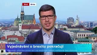 Vyjednávání o brexitu pokračují
