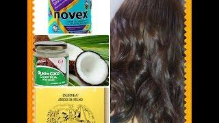 Crecimento do cabelo https://youtu.be/vYPH_p1Nqjw