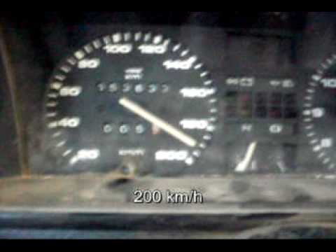 Parati à 200 Km / h MOTOR ORIGINAL