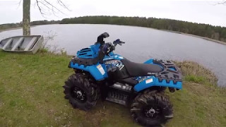 6. 2017 Sportsman Highlifter 850 Quick Overview