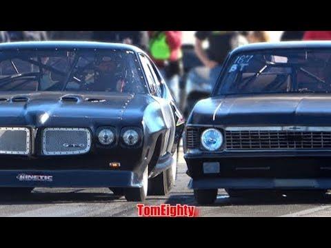 Street Outlaws No Prep Kings Grudge Racing Texas