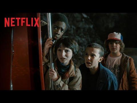 """El nuevo trailer de """"Stranger Things"""""""