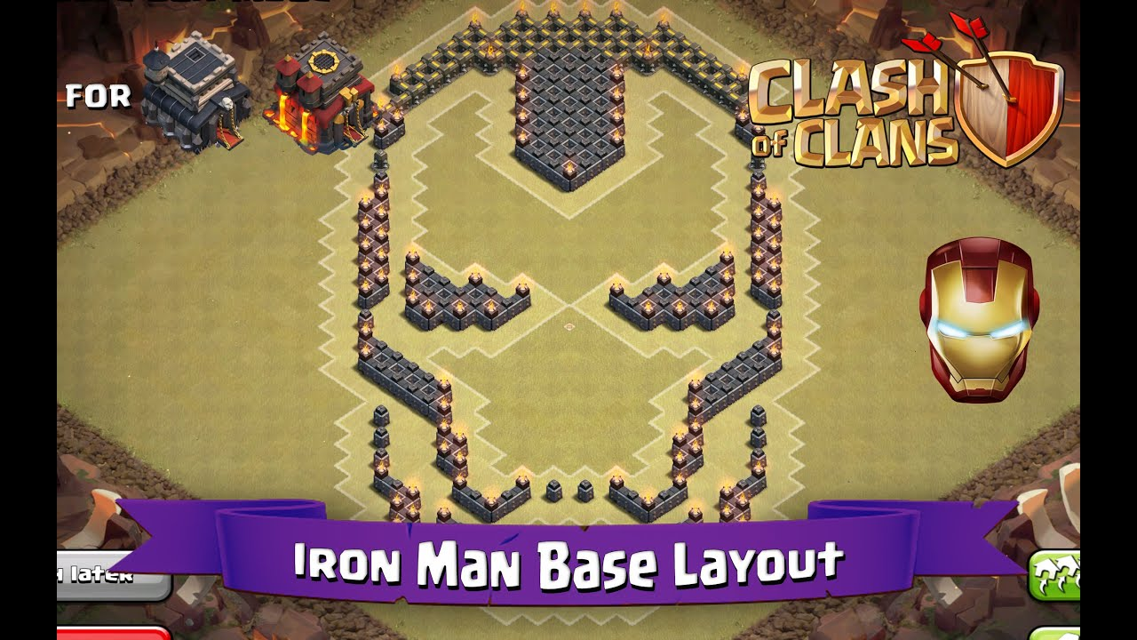 clash of clan th10