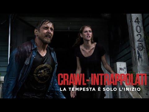 Crawl - Intrappolati | La tempesta è solo l'inizio HD | Paramount Pictures 2019