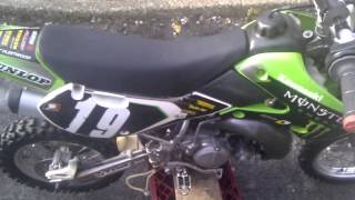 9. kawasaki Kx 65 ebay sale  november 2012