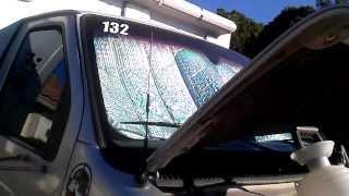 92 ford e350 camper diesel ambulance work truck