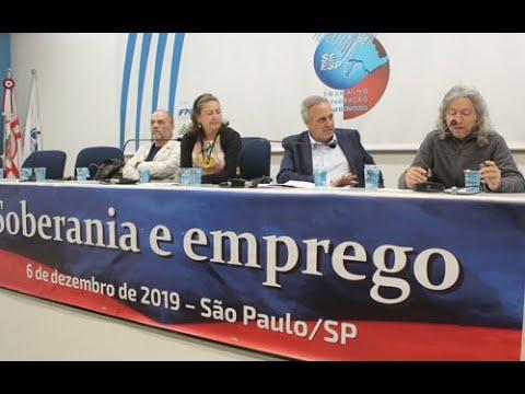 5º Encontro Nacional CNTU – Seminário: soberania e emprego
