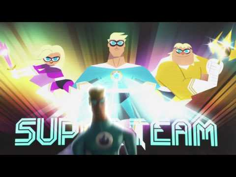 Sanjay's Super Team (First Look)