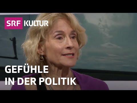 Martha Nussbaum im Gespräch über politische Emotionen | Sternstunde Philosophie | SRF Kultur
