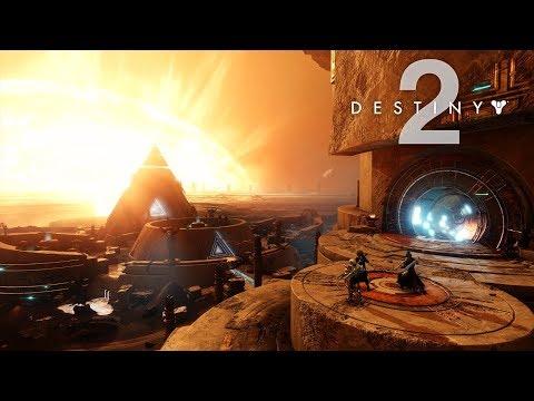 Destiny 2 – Erweiterung I: Fluch des Osiris - Start-Trailer [DE]