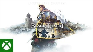 Предзаказ и дата выхода Black Desert на Xbox One