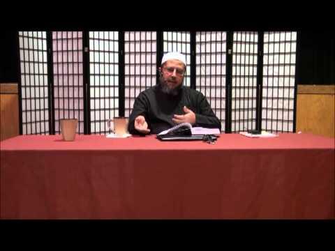 شرح معارج القبول شرح سلم الوصول للحكمي-٨